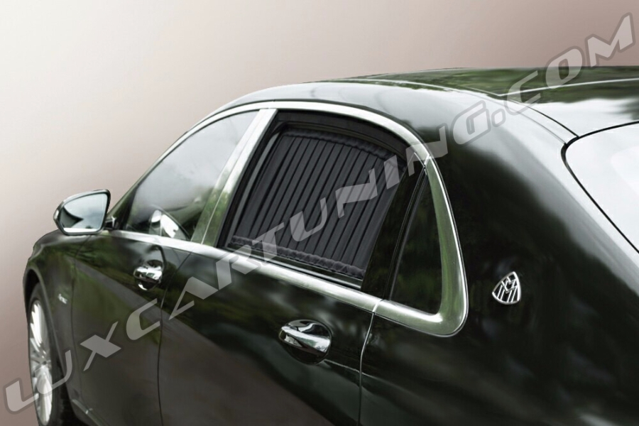 Luxcartuning Com Mercedes Benz Exclusive Curtains One And Two