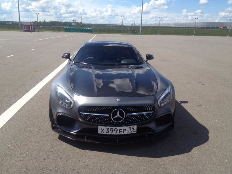 Spare parts and accessories full carbon for Mercedes benz amg accessories