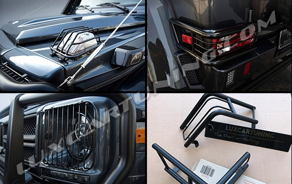LuxCarTuning com Mercedes-Benz - Available in stock | G550 4x4