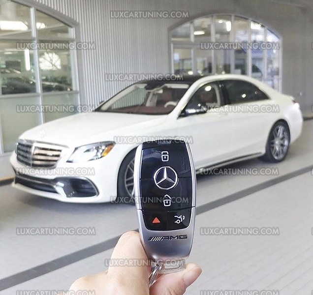 Spare parts and accessories facelift for Mercedes benz s550 parts and accessories