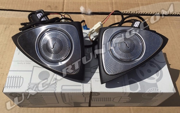 Luxcartuning Com S Class In Stock Burmester Audio Sound System Speakers For Your Mercedes