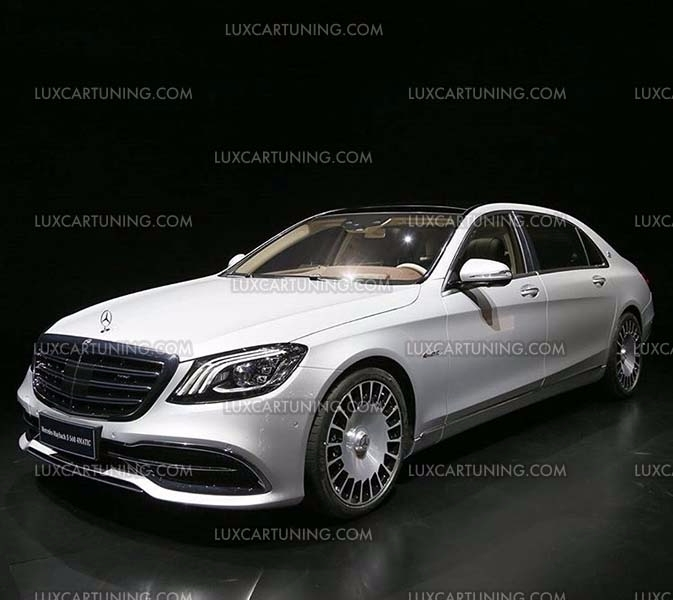 Luxcartuning Com S Class Original Maybach 2018 R20
